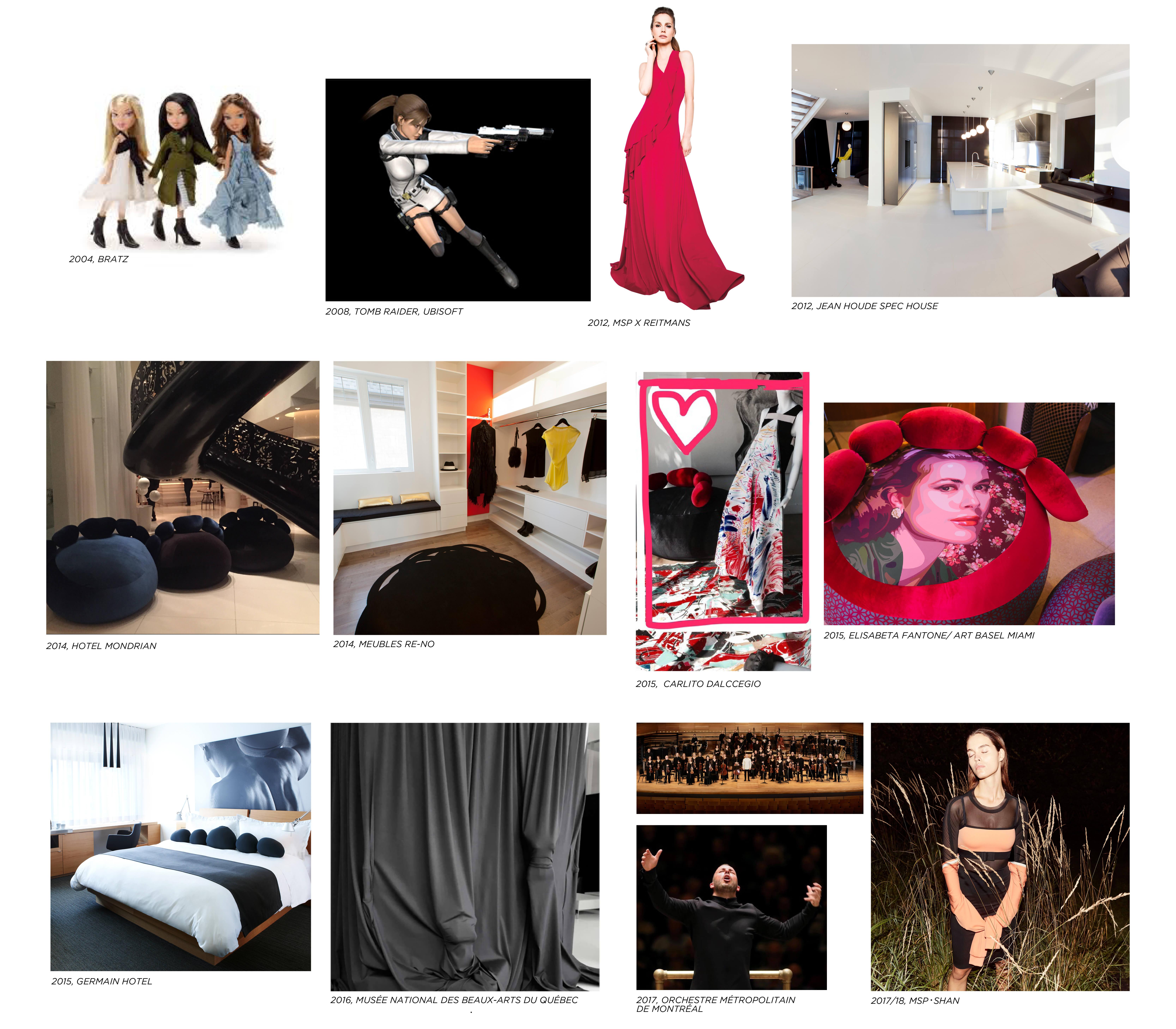 About Maison Marie Saint Pierre Canadian Fashion Designer