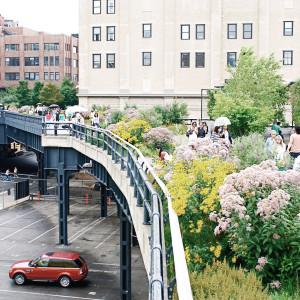 The High Line New-York