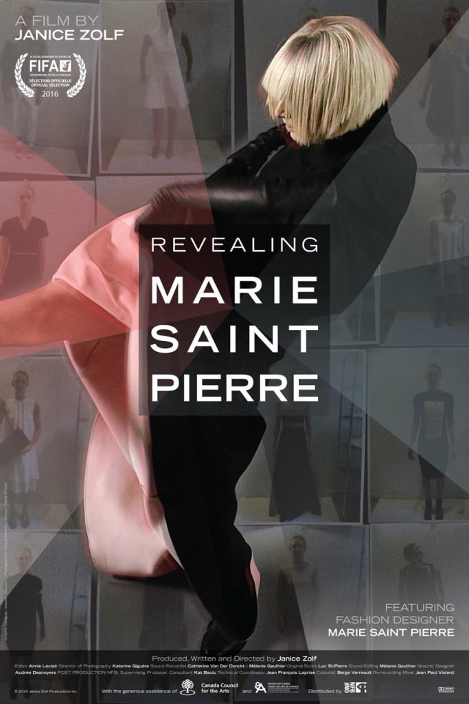 Revealing Marie Saint Pierre