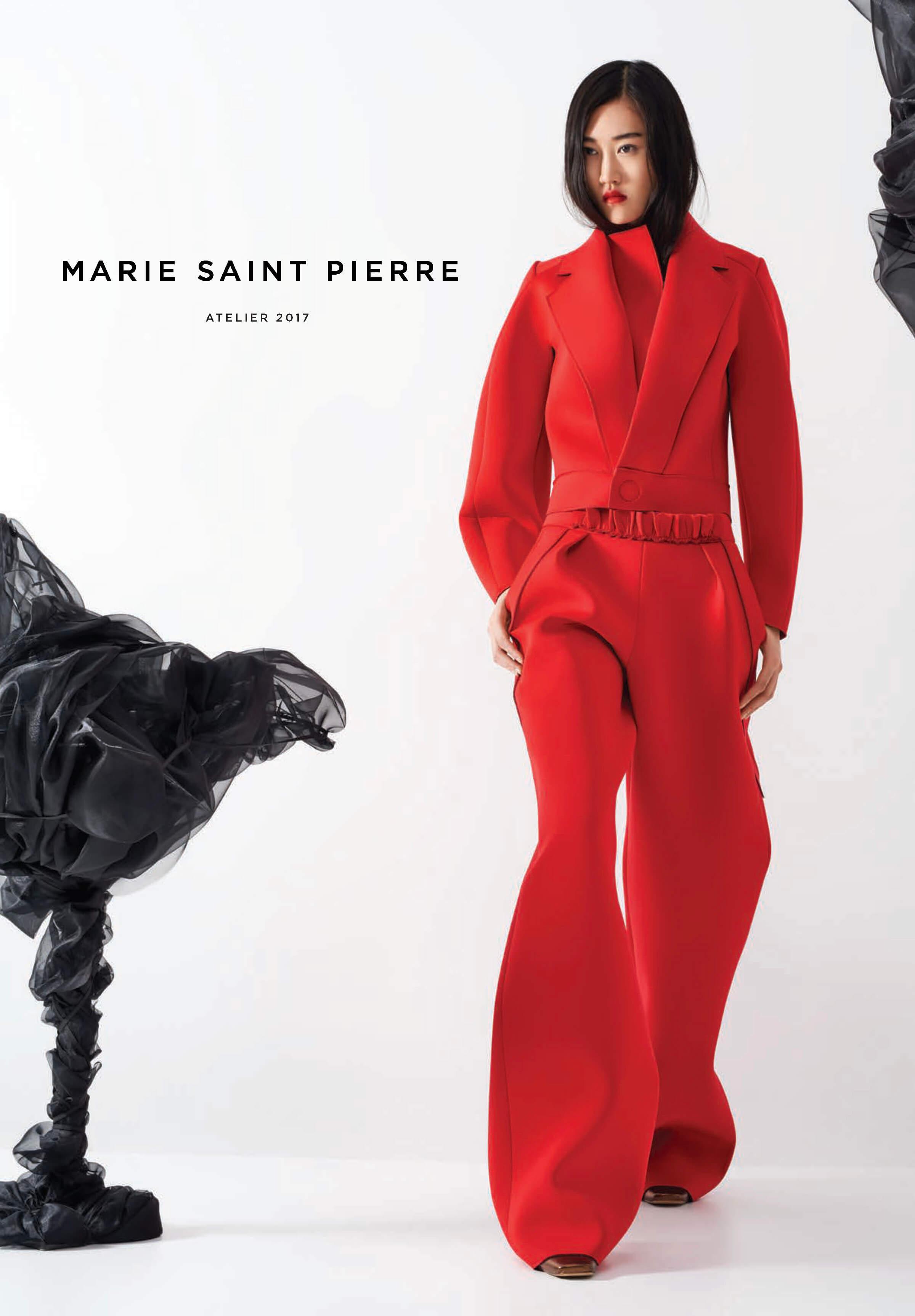 Maison Marie Saint Pierre Fall 21